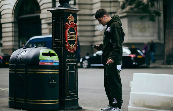 街拍技巧掌握好,能让你的照片更具潮流味道!