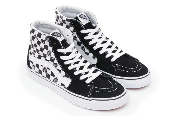 潮牌 VANS Vault x DSM 2016 联名鞋款再次发行,下月起售