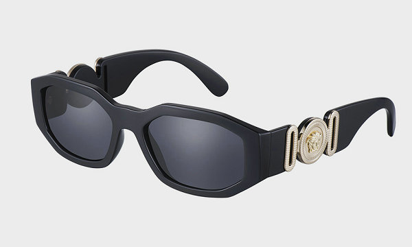 Versace 发布全新 Biggie 同款墨镜,限时售卖一个月