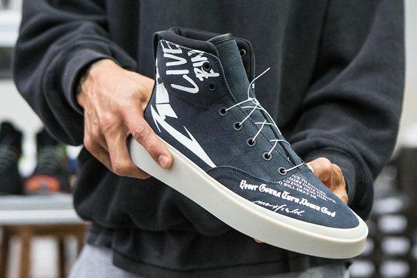 每双都不同?主理人曝光 Fear of God 全新 101 鞋款系列