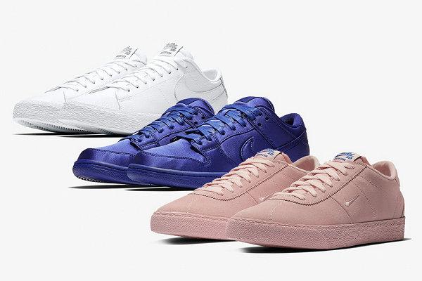 Nike SB x NBA 2018 秋冬联名系列完整公布,鞋款本周发售