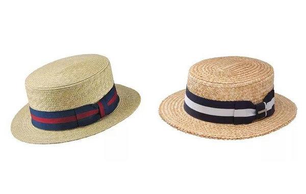 绅士帽 Boater.jpg
