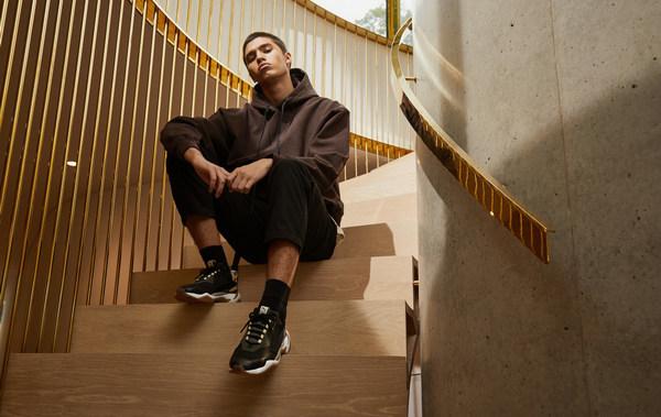 END. x PUMA 全新联名 Thunder「Shadow Rise」鞋款上架发售