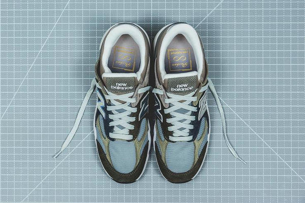 "Packer x New Balance 联名 X-90""Infinity Edition""鞋款即将发售"