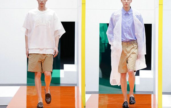 日本男装品牌 MISTERGENTLEMAN 公布 2019 春夏系列型录
