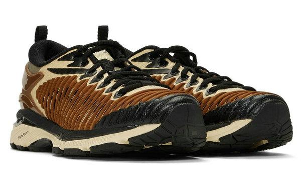Kiko Kostadinov x ASICS 联名 Gel-Delva 鞋款释出