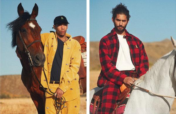 Polo Ralph Lauren x Palace 联名系列 Lookbook 赏析