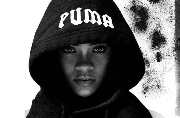 """蕾哈娜(Rihanna),从""""流行音乐天后""""变身""""带货女王""""的 ICON ~"""