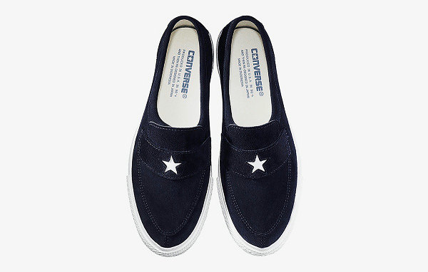 Converse Addict 高端支线鞋款 One Star Loafer 将发售!
