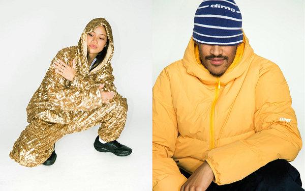 抢先预览滑板品牌 Dime 2018 假日系列 Lookbook~