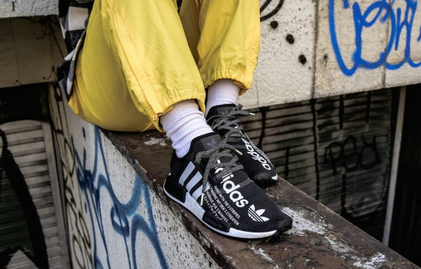 atmos x adidas NMD R1 全新联名鞋款发售在即