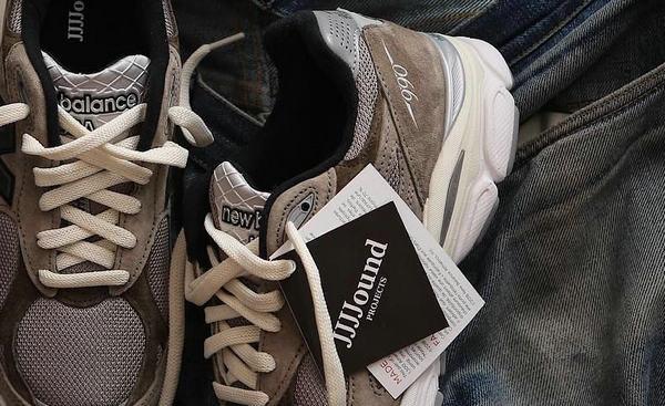 应急?JJJJound x New Balance 990 联名鞋款释出