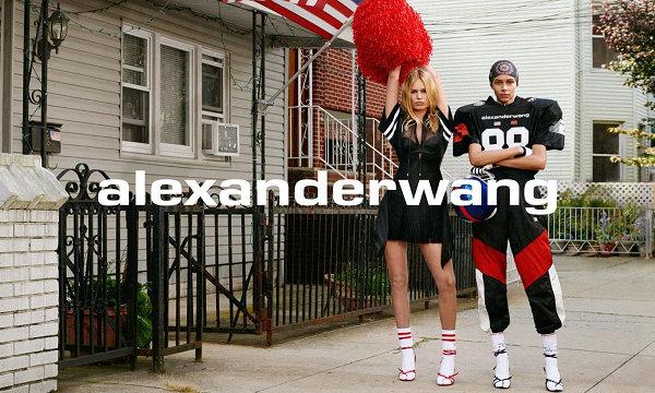 纯正美式风格!Alexander Wang 2018 Collection 1 即将发售