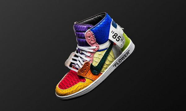 "The Shoe Surgeon 公布 Air Jordan I ""太阳花"" 客制鞋款发售详情"