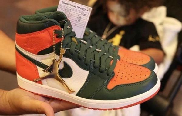 SoleFly x Air Jordan 1 联名鞋款发售详情释出