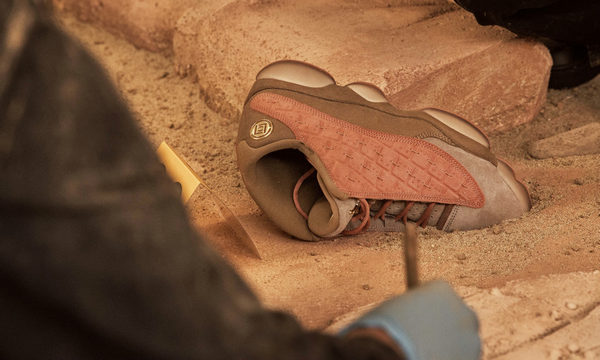 CLOT x Air Jordan 13 联名鞋款发售日期公布,还有特别企划?