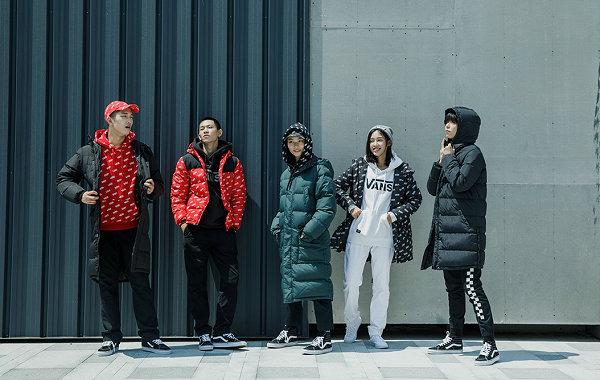 时髦又保暖!Vans 2018 冬季服饰系列造型 Lookbook 公布~