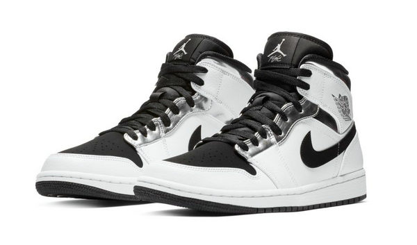 Nike Air Jordan 1 Mid 鞋款再爆全新配色~