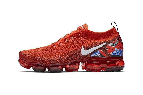 Nike Air VaporMax Flyknit 2.0 鞋款 2019 农历新年配色抢先看~