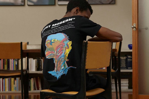 美潮 Off-White x Jean-Michel Basquiat 2018 联名系列上市