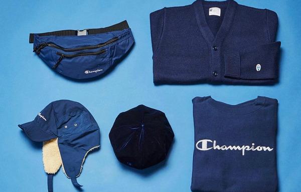 Champion 2018 冬季 Navy Styling 系列上架发售~
