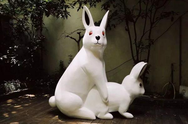 Fxxking Rabbits 一个污力十足的日本潮牌