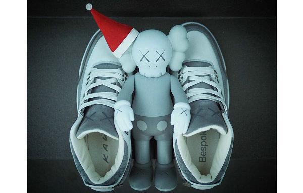 向 KAWS 致敬?BespokeIND 推出客制版 Air Jordan 3 鞋款~