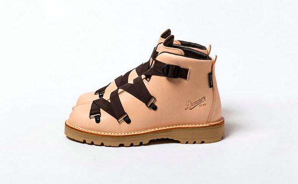 机能新作!meanswhile x Danner 全新联名「Harness」靴款曝光!