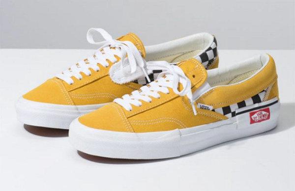 "Vans Vault""Cut &Paste""2018 全新配色解构鞋款系列释出~"