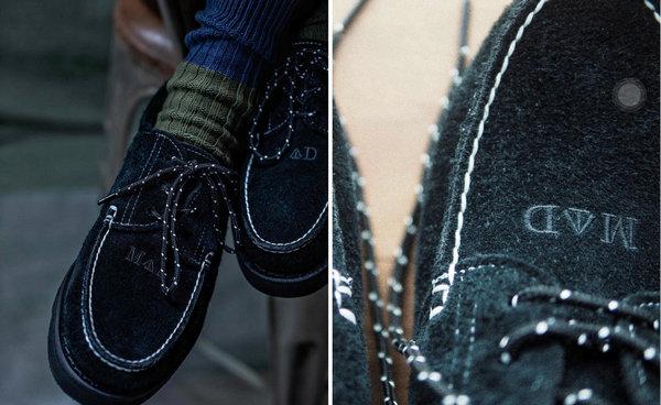 六叔亲自曝光!MADNESS x Timberland 全新联名系列鞋款来袭!