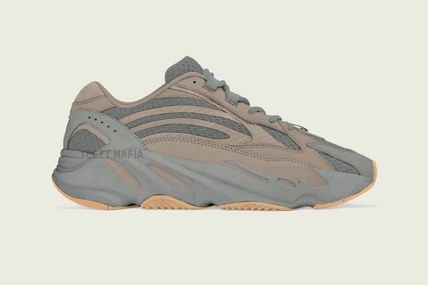 YEEZY BOOST 700 V2 鞋款全新「Geode」配色曝光!