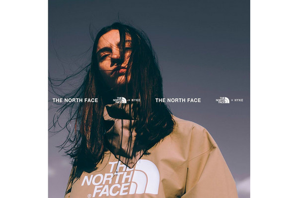 The North Face x HYKE 全新联名系列即将正式发布~