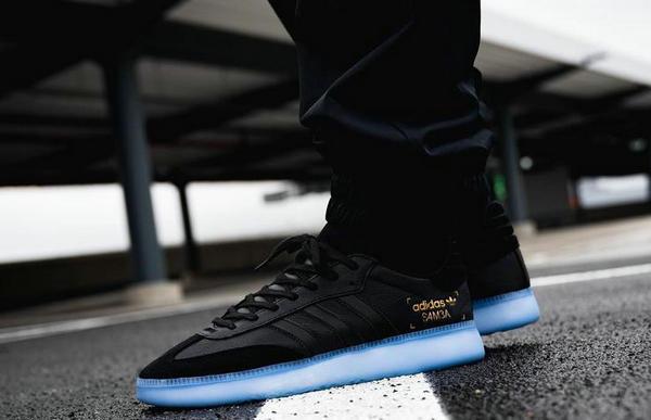 Adidas 经典鞋款 Samba 全新 BOOST 版本上架发售!