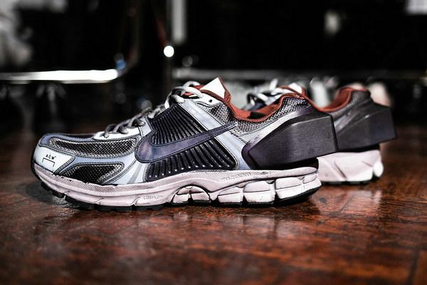A-COLD-WALL x Nike Zoom Vomero +5 联名鞋款全新配色抢先赏析~