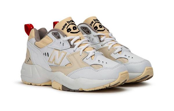 老爹鞋新鲜出炉!New Balance 全新鞋款 WX608 RW1 上架发售~