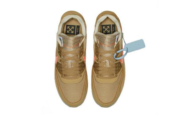 Off-White x Nike Air Max 90「Desert Ore」联乘鞋款发售详情公布~