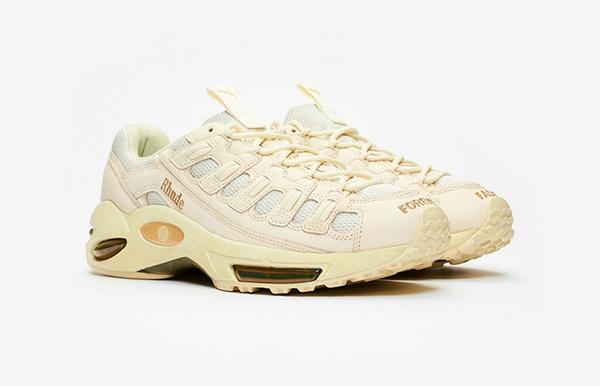 PUMA x Rhude 全新联名 Cell Endura 蜂巢跑鞋发售在即!