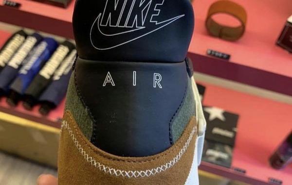 Travis Scott x Air Jordan 33 联乘鞋款发售日期曝光~