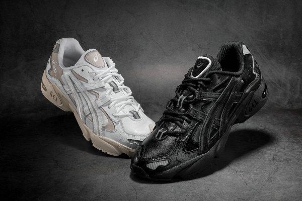 丰富层次感!ASICS GEL-KAYANO 5 OG 鞋款 2019 黑白配色来袭