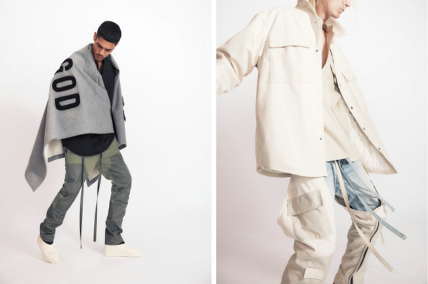 美潮 Fear of God 2019 秋季系列 Lookbook 发布~