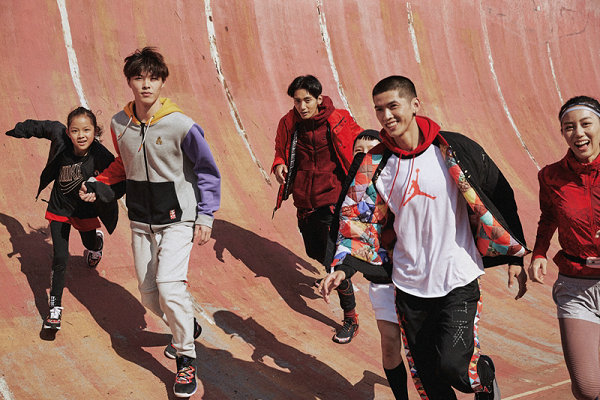 年味十足!Nike 2019 CNY 主题服饰系列现已上市~
