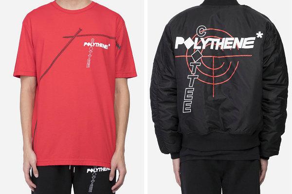 潮牌 CLOTTEE x Polythene* Optics 2019 联名系列正式登场~