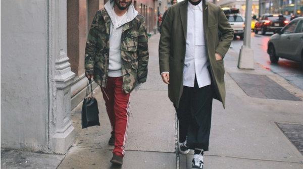 运动裤穿不潮?这几种运动裤搭配风格街头感更Swag!
