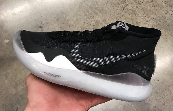 杜兰特全新战靴 Nike KD 12 鞋款谍照-1.jpg