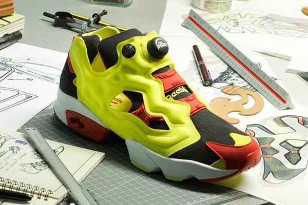 """限量发售!Reebok Pump Fury 鞋款""""Citron""""配色发售在即!"""