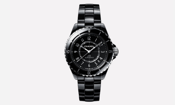 Chanel J12 全新腕表亮相瑞士国际钟表珠宝展,自动上链机芯!