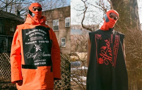 A$AP Rocky 亲自演绎!Raf Simons x Templa 2019 秋冬联名系列曝光