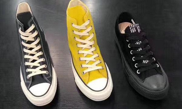 CONVERSE ADDICT 2019 秋冬系列鞋款抢先赏析,你心水哪款?