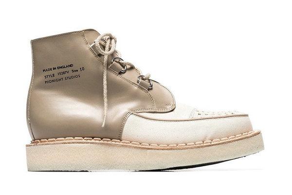 Midnight Studios x George Cox 2019 全新联乘鞋款上架发售~