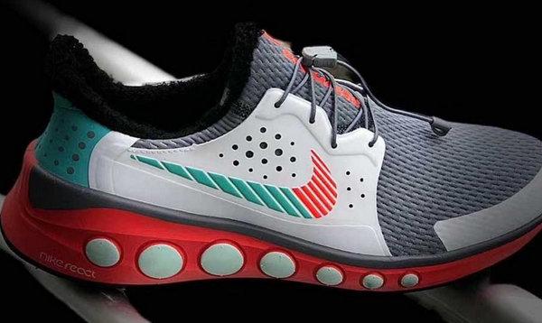 Nike React「Tinker Hatfield」全新神秘鞋款亮相,再现未来科技感~